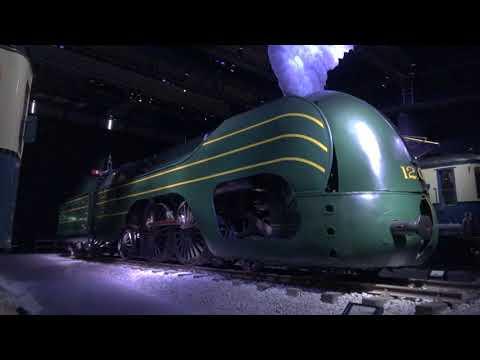 Train World Brussels - Eisenbahnmuseum Brüssel