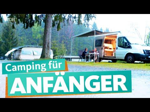Camper-Anfängerfehler – Tipps für Einsteiger (1/2)   WDR Reisen