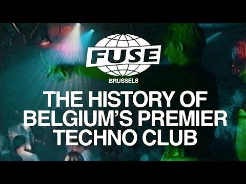 Fuse: The History Of Belgium's Premier Techno Club