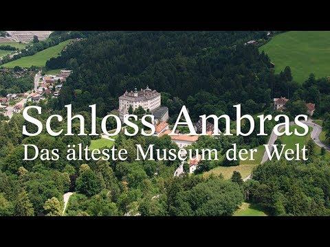 Schloss Ambras Innsbruck - Das älteste Museum der Welt