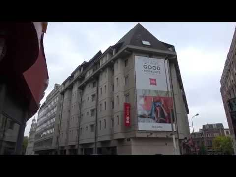 Hotel Review: Ibis Brussels City Center Hotel