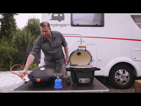 Gasgrill oder Holzkohlegrill auf dem Campingplatz - Was ist besser? Was ist teilweise verboten?
